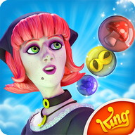 Bubble Witch Saga - Pop bubbles with the witches of the magic cauldron