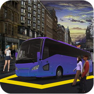 Bus Driver 3D Simulator 2015
