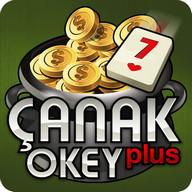 Çanak Okey Plus - Çanak Okey, online Turkish game with chips
