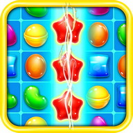 Candy Gems: match 3 Jelly