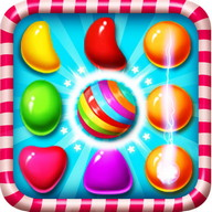Candy Journey - Caramelo - An explosion of flavors in this candy-themed match-3