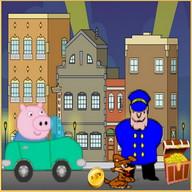 Car Pepe Pig