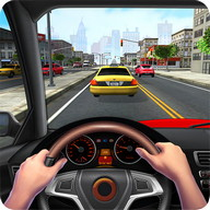 City Driving - An entire city, just for you. Drive however and wherever you want!