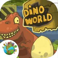 Gra w świecie dinozaurów