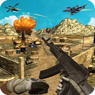 Commando Action: Desert Battle