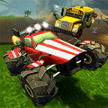 Crash Drive 2 - Drive one of these 30 vehicles to stardom in a thousand ways