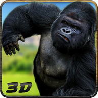 Crazy Ape Wild Attack 3D