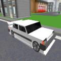 Cube Craft Car Simulator 3D