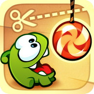 Cut the Rope - Cut the ropes and give the sweet to the Beast