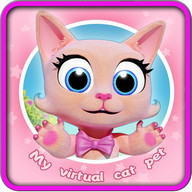 Cute Kitty: My Virtual Cat Pet