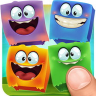 Switch the Box - Move these jello cubes and solve the puzzles