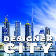 Designer City - Build your own city, just like in SimCity
