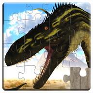 Juego de Dinosaurios Puzzle para niños, adultos