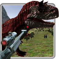 Jungle Dinosaurs Hunting - 3D