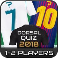Dorsal Quiz - Football