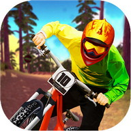 Downhill Bike Simulator MTB 3D