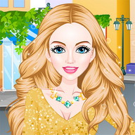 Street Fashion Girls - Dress Up Game