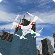 Game 3D Drone Flight Simulator