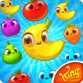 Eden Harvest - A fruit and veggie version of Candy Crush