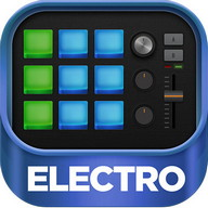 Electro Pads - An awesome drum pad with the best bass lines and sounds on Android