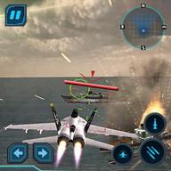F16 vs F18 Dogfight Air Attack