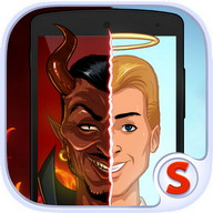 Face scanner: Angel vs Demon