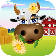 Farm Animals Color Scratch for kids & toddlers ?