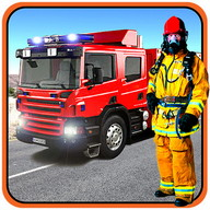 FireFighters: Fire Truck Sim