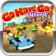 Go Kart Go! Ultra! - Go-kart races in the style of Mario Kart