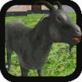 Goat Smash - A goat that embraces the adventurer's life