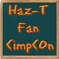 Haz-T Fan Simpsons