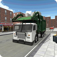 Heavy Garbage Truck City 2015