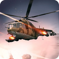 Gunship Helicopter War Hero