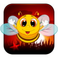 Honey Bee Escape Jump