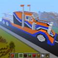 Ideas of Minecraft Truck