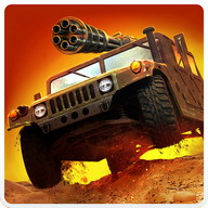 Iron Desert - Create an indestructible military base and conquer the world