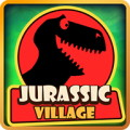Jurassic Village - Set up camp and live with the dinosaurs