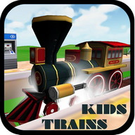 Kids Train Sim