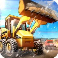 Loader & Dump Truck Hill SIM 2