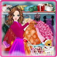 Mall Shopping Fashion Store