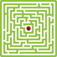 Maze King - Solve mazes with your finger
