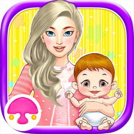 Newborn Baby Care 2: Girl Game