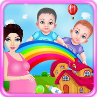 Newborn Twins Baby sitter