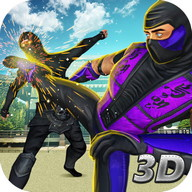 Ninja Fighting Game - Kung Fu Fight Master Battle