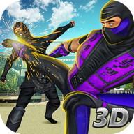 Ninja Fighting Game - Kung Fu Fight Master Battle