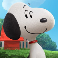 Peanuts: Snoopy's Town Tale - Adventures with Snoopy and friends