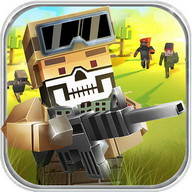 Pixel Shooter Zombie Multiplay