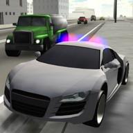 Police City Patrol Simulator