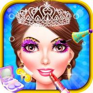 Princesa Maquillaje y Vestido