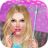 Summer Rainy Day: Beauty Salon